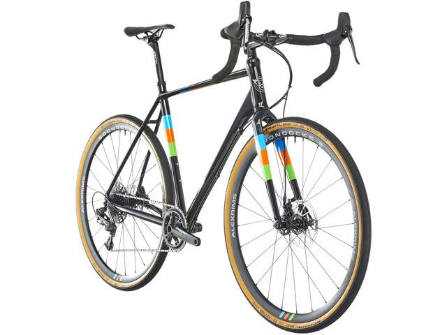 Serious Grafix Elite Cyclocross sort | Cross-cykler
